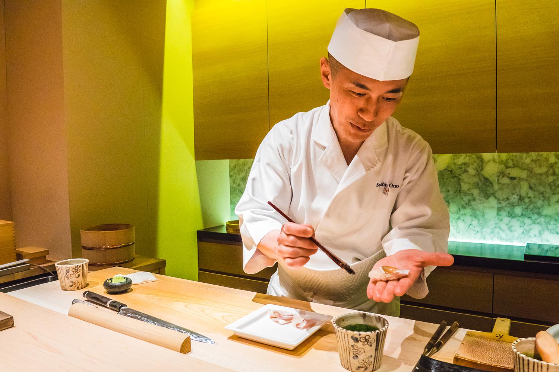 Master Ono Tokyo